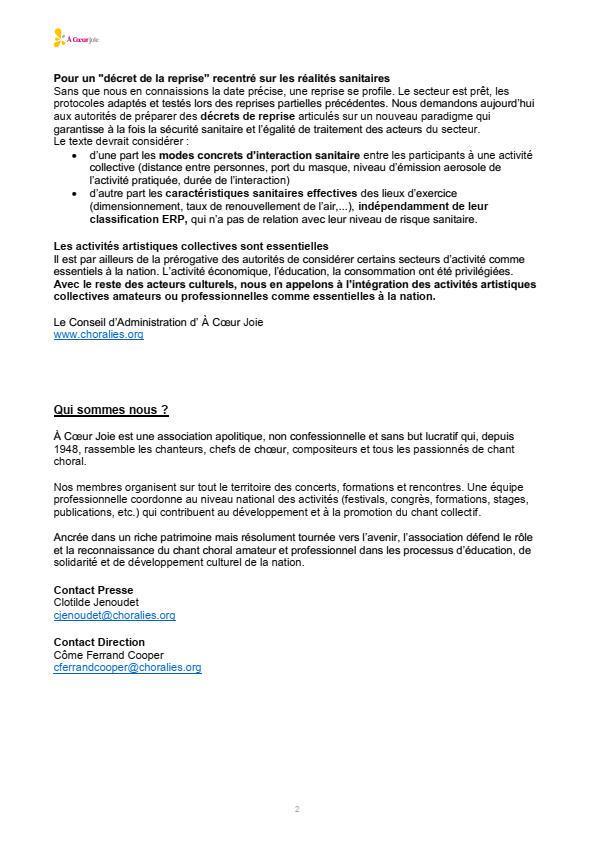 Communique de presse acj printemps2021b